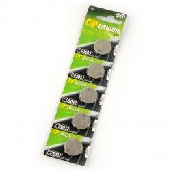 CR2032 lithium battery - 3V...