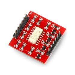 Four-channel opto-isolator...
