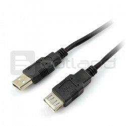 USB extension cable A - A Esperanza EB-128 - 3.0 m