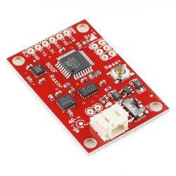 Razor IMU - accelerometer, gyroscope and magnetometer IMU I2C - 9 degrees of freedom SparkFun