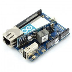 Arduino Yún - WiFi + PoE