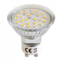 Żarówka LED ART, GU10, 2,4W, 220lm