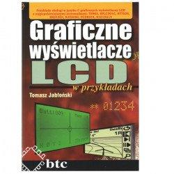Graphic LCD displays in examples - Tomasz Jabłoński