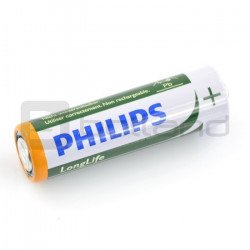 Battery AA (R6) PHILIPS LongLife