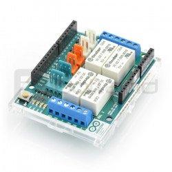 Arduino 4 Relay Shield - 4 30V/2A relays
