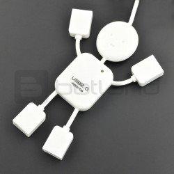 HUB USB 2.0 4-port Pamper