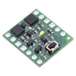 Mini switch with reverse current protection, 4.5-40V