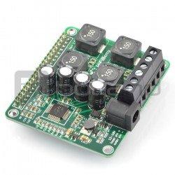 HiFiBerry Amp+ Class D 25W amplifier for Raspberry Pi
