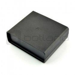 Hermetic enclosure Z4P 150x130x50mm black