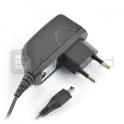 MicroUSB 5V 1A switched-mode power supply unit