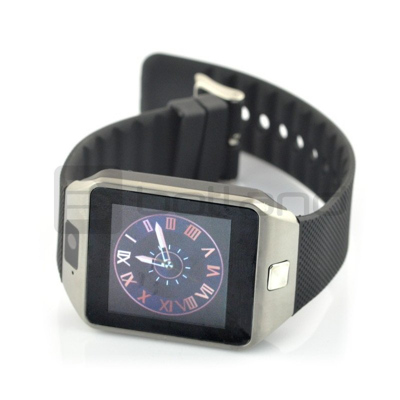 SmartWatch DZ09 SIM - a smart watch with phone function