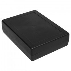 Plastic housing Kradex Z33 - 190x140x46mm black