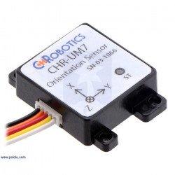 UM7 - Orientation sensor AHRS 9DoF 3-axis accelerometer, gyroscope and magnetometer