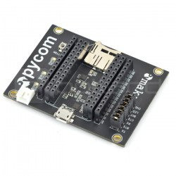 Pycom Expansion Board - the stand for the WiPy IoT module
