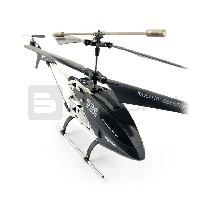 Helicopter Syma S36 2.4GHz - remote control - 24cm