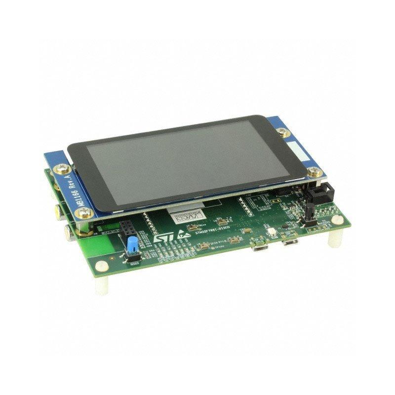 STMICROELECTRONICS  STM32F769I-DISCO  DISCOVERY BOARD, STM32F769NI MCU