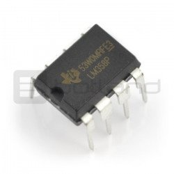 Operating amplifier LM358P