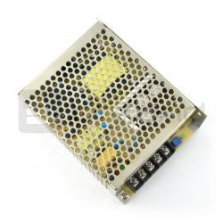 Mounting power supply C5-75 - 5V / 12A / 60W