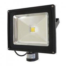 ART EKO PIR outdoor LED lamp with motion detector, 50W, 3000lm, IP65, AC80-265V, 4000K - white neutral