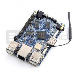 Orange Pi Win - Alwinner A64 Quad-Core 1GB RAM