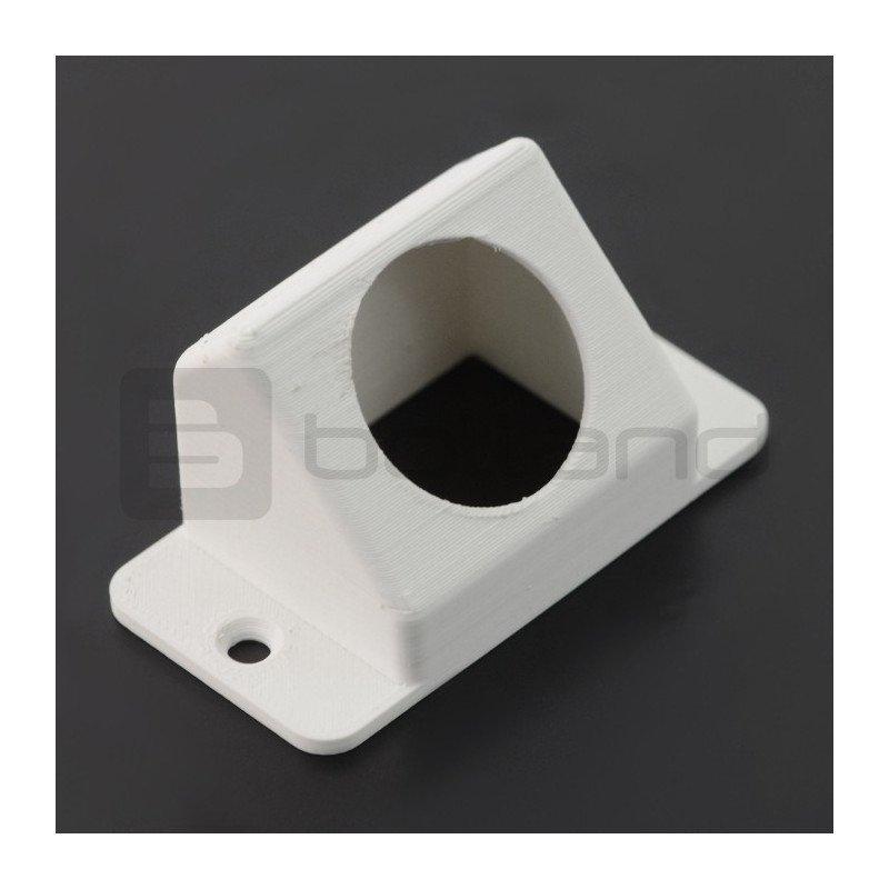 PIR motion detector housing - 3D white