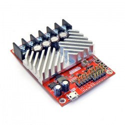 RoboClaw 2x45A USB V5 - dual channel 34V / 45A motor controller