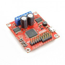 RoboClaw 2x7A USB V5 - dual channel 34V / 7.5A motor driver