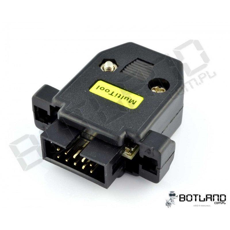MultiTool AVR programmer, LPC - USB