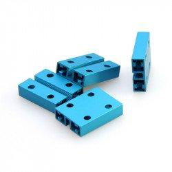 MakeBlock 60004 - beam 0824-032 - blue - 4 pcs.