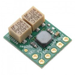 Step-up/step-down converter - S9V11MACMA 2.5-9V 1.5A with under-voltage cut-off