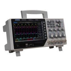 Hantek oscilloscope DSO-4104C 100MHZ 4 channels - function generator DDS