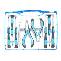 Set of screwdrivers - 30 bits
