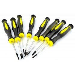 T8 screwdriver set