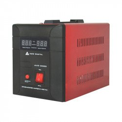 Step-Up Voltage Regulator AZO Digital IPS-1500S 24/230V 1200VA