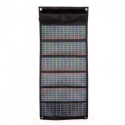 Solar panel F15-600 - 10W 559x533mm - foldable
