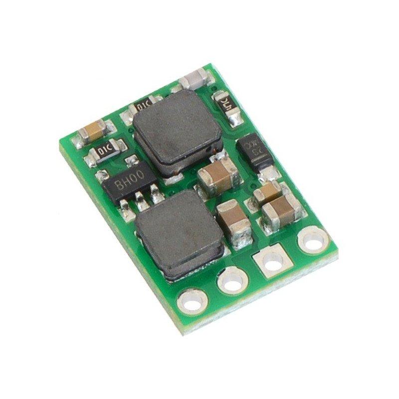 S10V4F5 : 5V 0.4A step-up/step-down converter