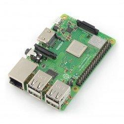 Raspberry Pi 3 model B+ WiFi DualBand BT 1GB RAM 1.4GHz