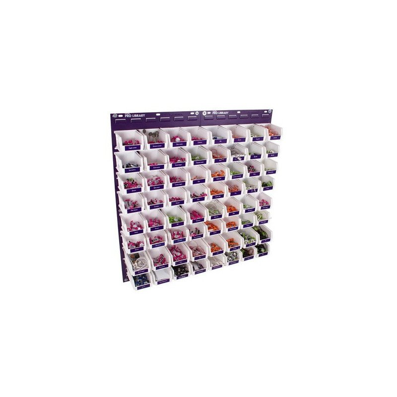 Little Bits Pro Library w/ Storage - LittleBits collection