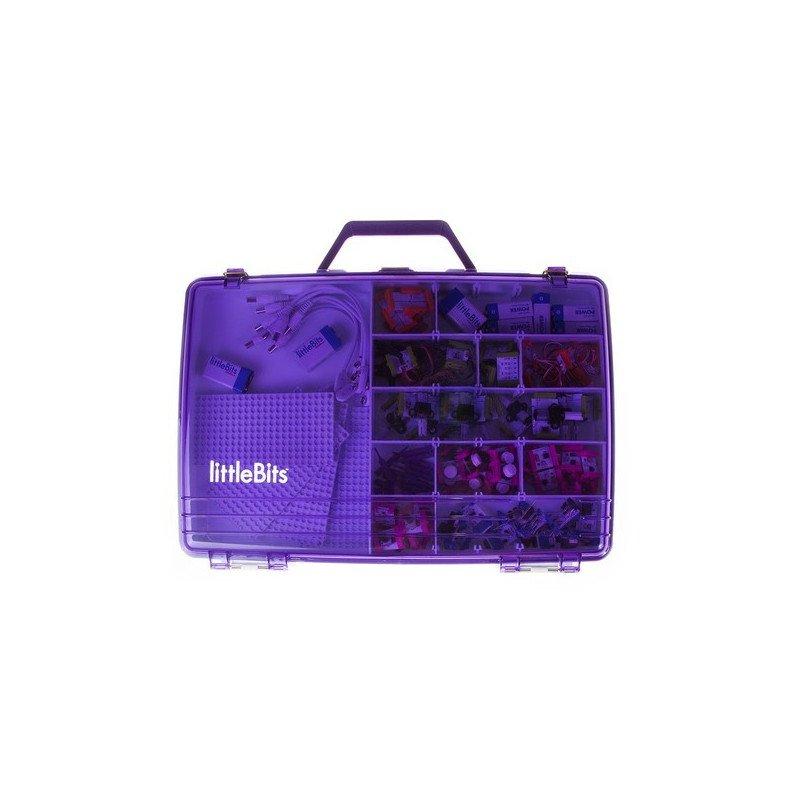 Little Bits Workshop Set - LittleBits starter kit