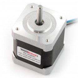 Stepper motor SM-42BYH1684-1612 400 plugs/rev 2.8V / 1.68A / 0.48Nm
