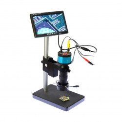 Inspection camera VGA 2MPx - digital microscope - set