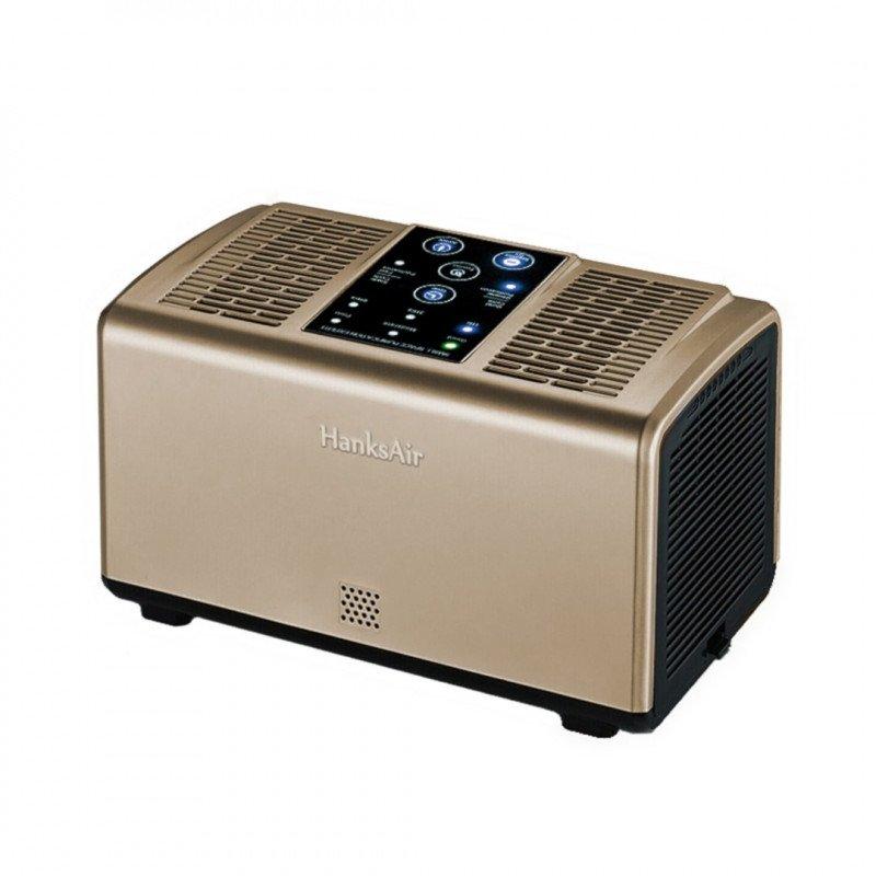 Oczyszczacz powietrza z jonizatorem i czujnikiem jakości powietrza