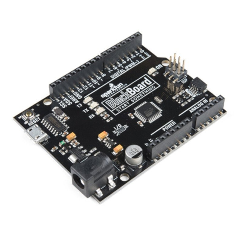 SparkFun BlackBoard - compatible with Arduino