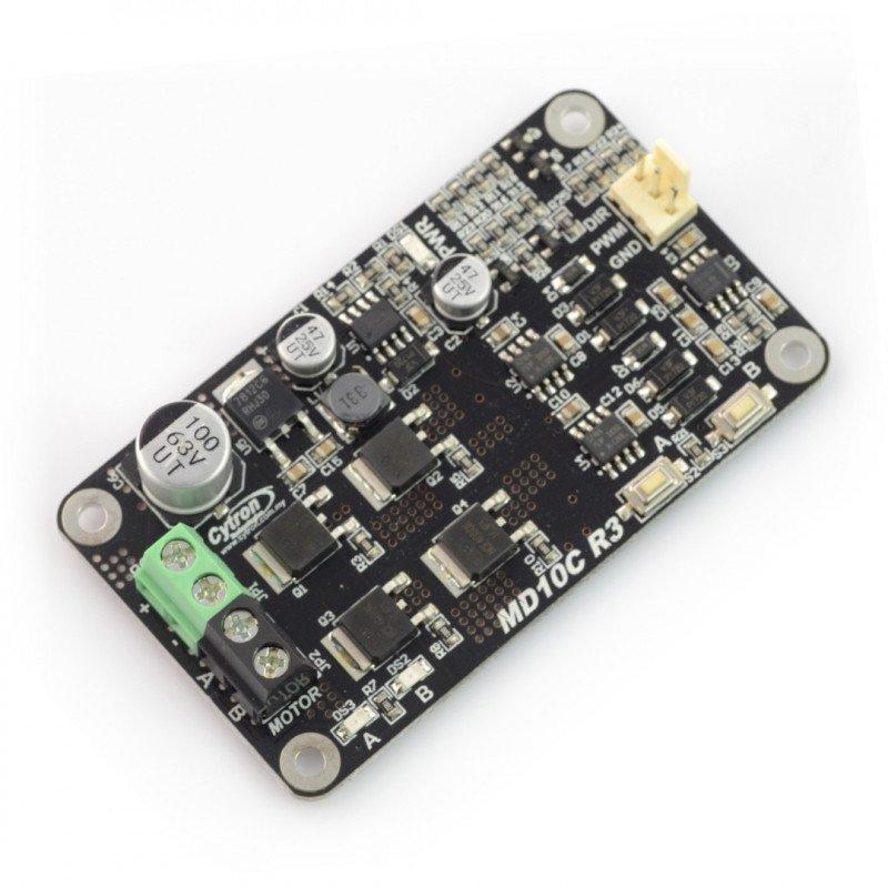 Cytron MD10C - single channel motor controller 25V/1.5A