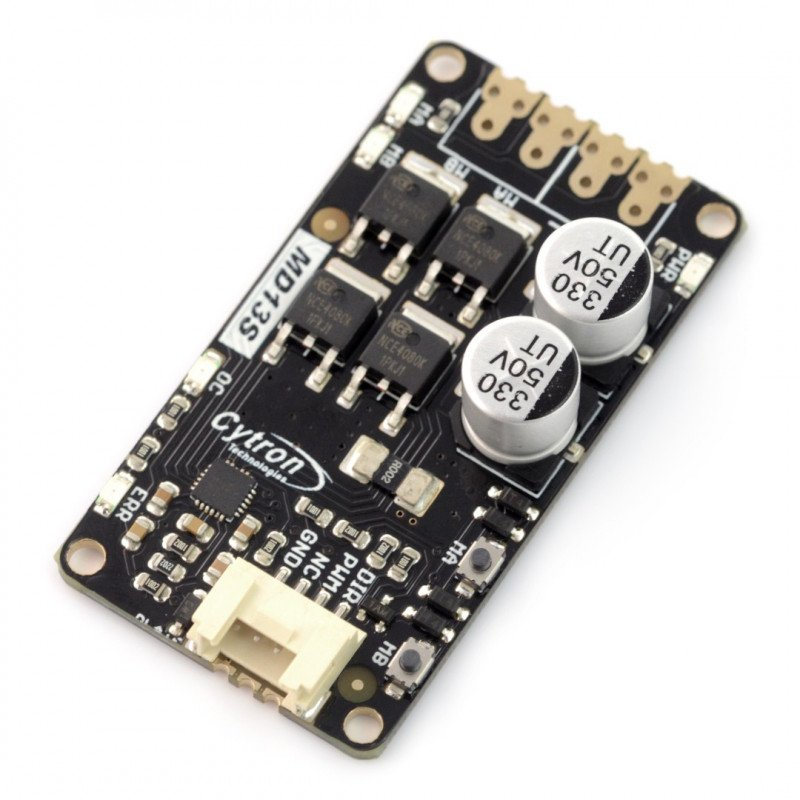 Cytron MD13S - single channel 30V/13A motor controller
