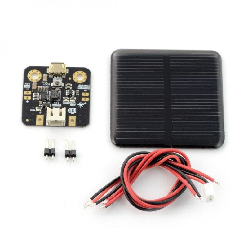 2V / 160mA solar power module