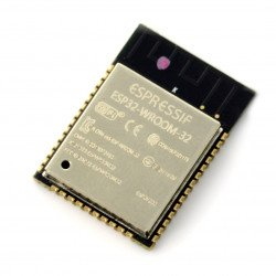 WiFi + Bluetooth BLE ESP-WROOM-32 chip - SMD