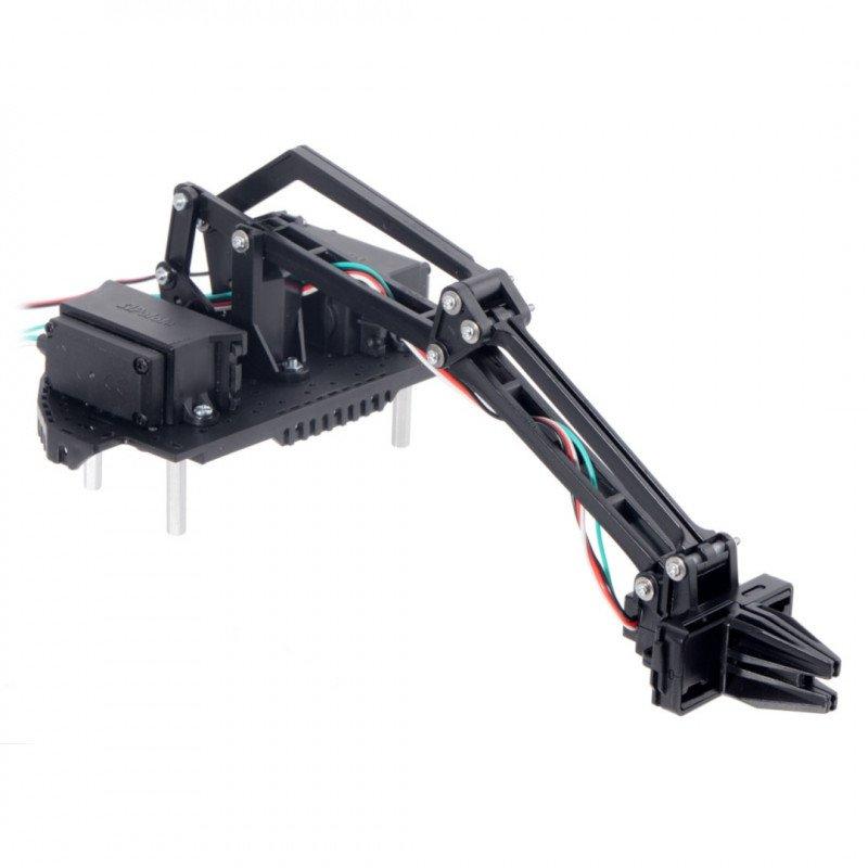 MP6500 Stepper Motor Driver Carrier, Digital Current Control (Header Pins Soldered)
