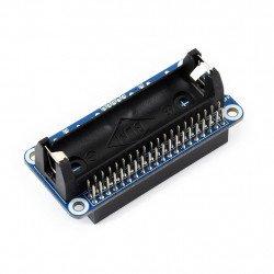 Waveshare Li-ion Battery HAT (EN) IC Test Board