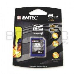 Emtec SD / SDHC memory card 8GB class 10